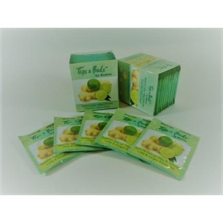 Πρασινο τσαι Lime&Ginger 10φακελα